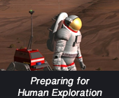 Prepareing for Human Exploration